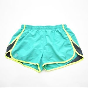 Under Armour Teal Green Athletic Shorts